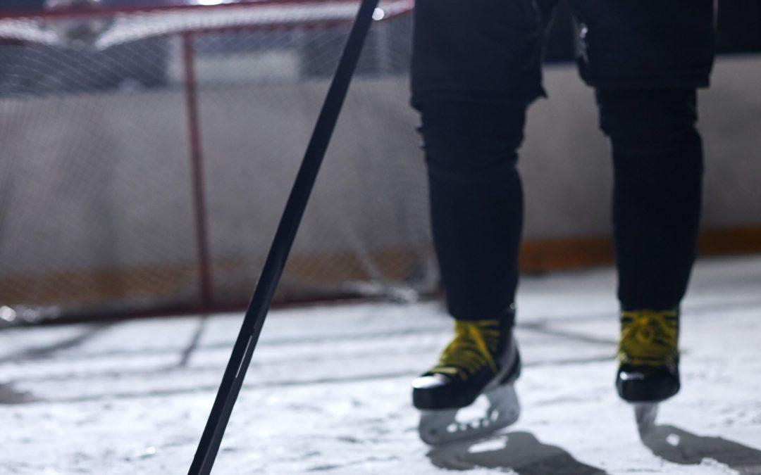 Peut-on apprendre le hockey sur glace à un âge avancé ?
